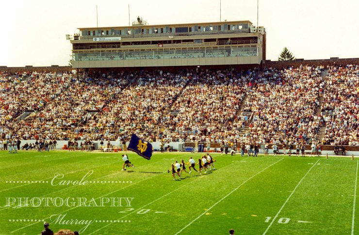 Blue Gold Game 1994 2 watermarked
