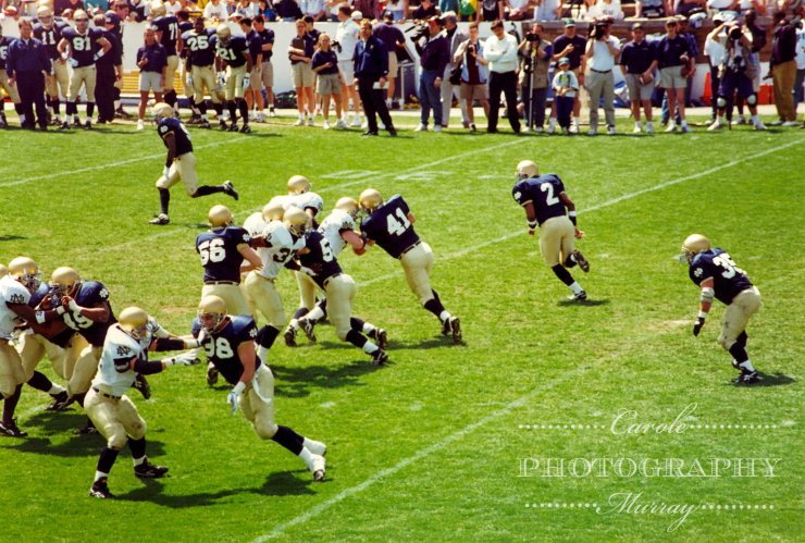 Blue Gold Game 1994 4 watermarked