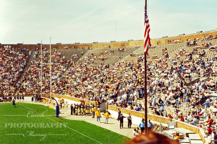 Blue Gold Game 1994 watermarked