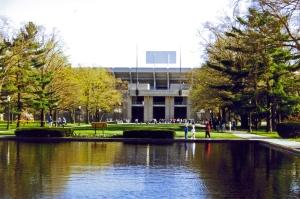 Notre Dame University Football Stadium