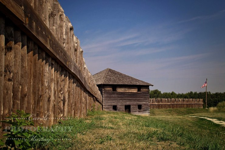 Fort Meigs Perrysburg Ohio War of 1812 Battlfield