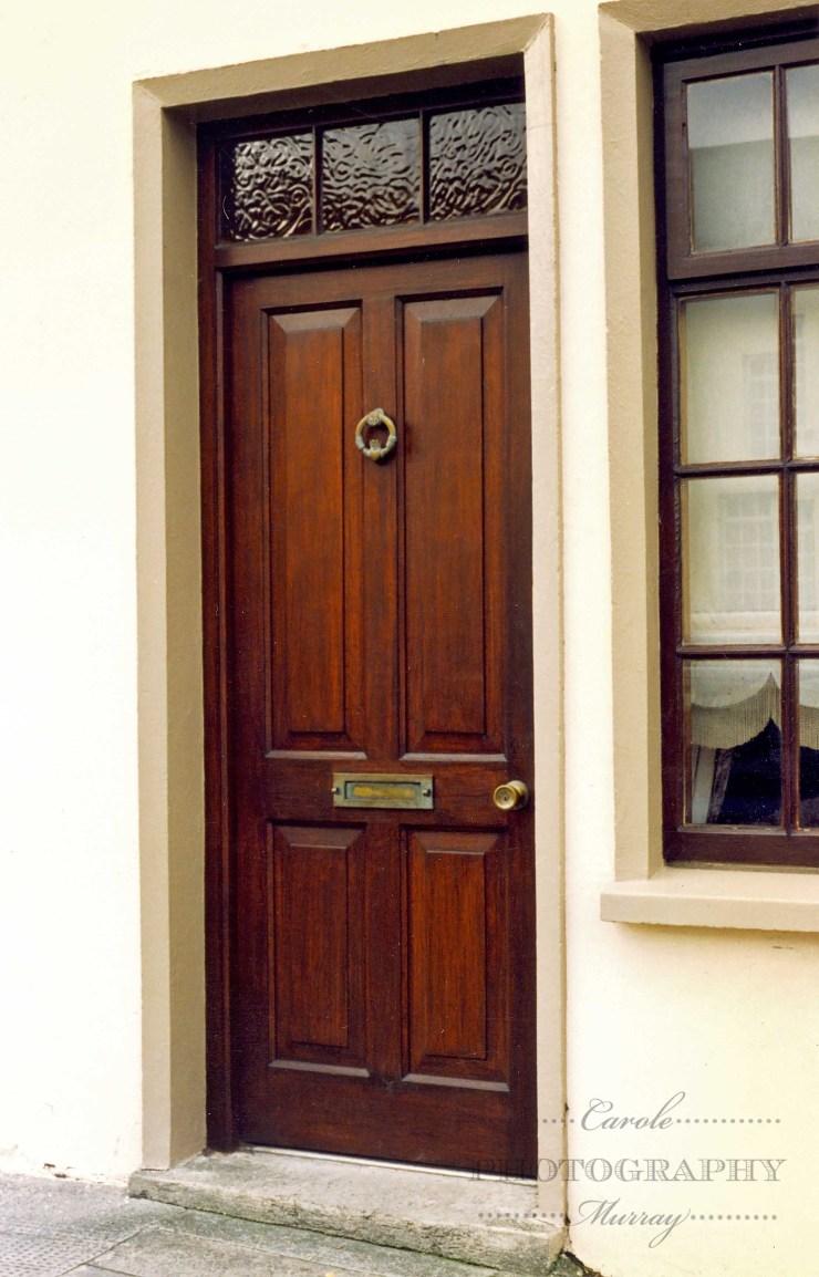 Door Adare County Limerick watermarked