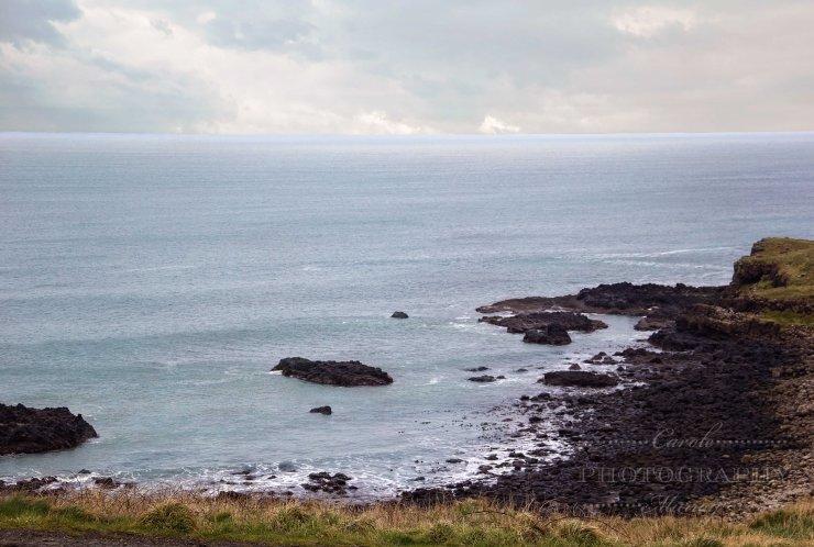 Atlantic Ocean Giants Causeway County Antrim Ireland