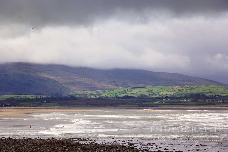 Strandhill Beach County Sligo Ireland, Great Atlantic Way