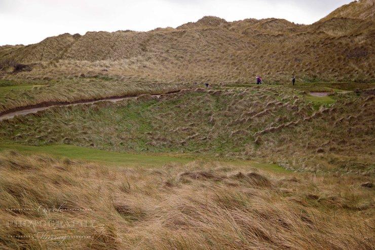 Strandhill County Sligo Ireland Golf Course