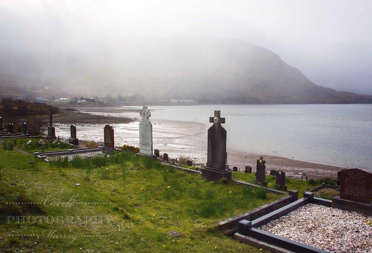 Leenane Cemetery County Galway Ireland