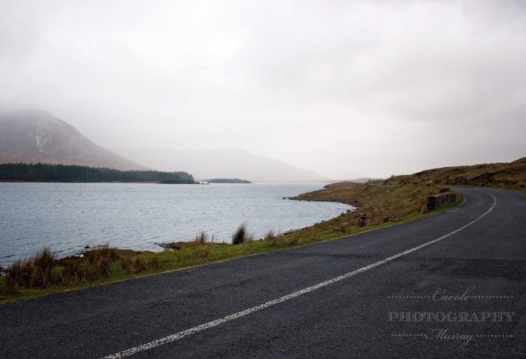 Road County Galway Ireland