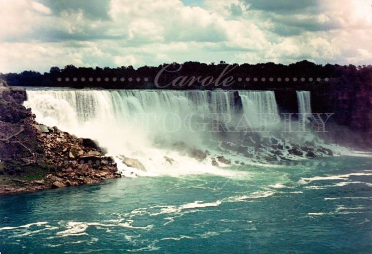 Niagara Falls Canada June 1985